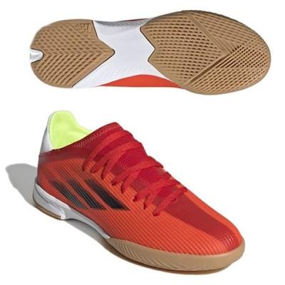 adidas(アディダス) FY3314 フットサル シューズ ジュニア インドア用 X SPEEDFLOW エックス スピードフロー.3 IN J 21Q3