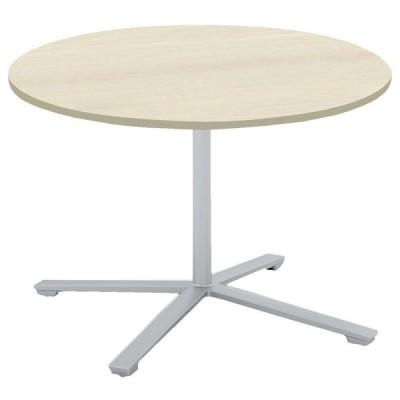 コクヨ品番 MT-VE10P81M10-EN 会議テーブル ビエナ 固定円形天板 塗装脚アジャスター W1050xD1050xH720 ビエナ