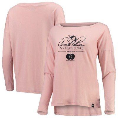 アンダーアーマー レディース Tシャツ トップス Arnold Palmer Invitational Under Armour Women's Performance Long Sleeve T-Shirt