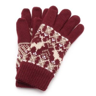 WORLD ONLINE STORE SELECT / アソートニットグローブ WOMEN ファッション雑貨 > 手袋