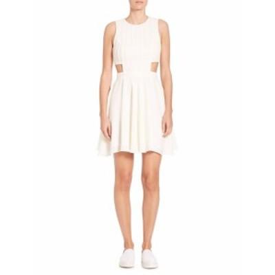 プロース&ポエトリー レディース ワンピース Iris Side Cutout Circle Dress