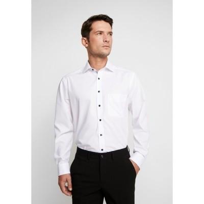 オリンプ シャツ メンズ トップス OLYMP LUXOR MODERN FIT - Formal shirt - weiss