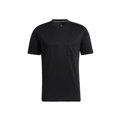 アディダス adidas メンズ MH TERO pocket TEE スポーツ トレーニング 半袖 Tシャツ