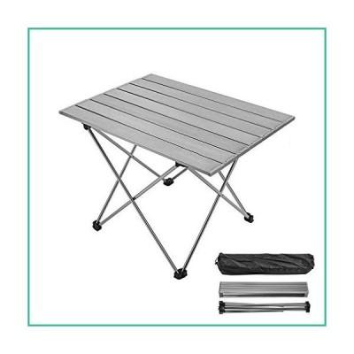 送料無料!Portable Table Folding Camping Table Desk Foldable Hiking Traveling Outdoor Garden Picnic Table Al Alloy Ultra-Light M
