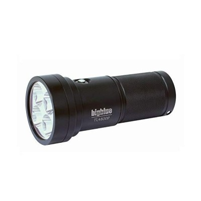 Bigblue TL4800P - 4800 Lumen Narrow Beam Tech Light【並行輸入品】