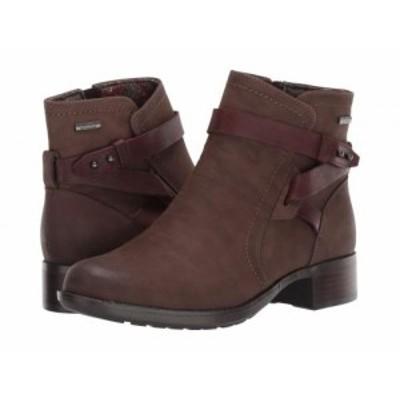 Rockport ロックポート レディース 女性用 シューズ 靴 ブーツ アンクル ショートブーツ Copley Strap Waterproof Boot【送料無料】