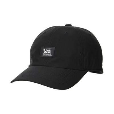 人気★[リー] ローキャップ LE OD CAP RIPSTOP 105176004 BLACK 日本 57cm~59cm (日本サイズM-L相当)