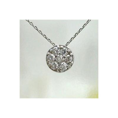 ダイヤモンドネックレス 0.2ct k18ゴールド レディース ジュエリー アクセサリー