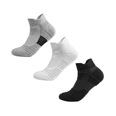 靴下 スポーツソックス アウトドアソックス セット [抗菌防臭・吸汗速乾] メンズ レディース スポーツ アウトドア ソックス (333D- マルチカ