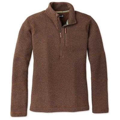 スマートウール メンズ ニット・セーター アウター Smartwool Men's Hudson Trail Fleece Half Zip Sweater