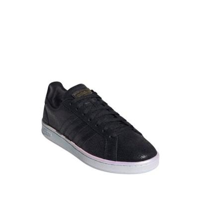アディダス レディース スニーカー シューズ Grand Court Sneaker CBLACK/CBL