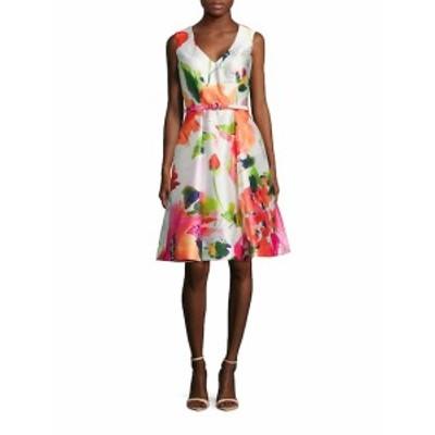 デイビッドマイスター レディース ワンピース Floral Dance Sleeveless Dress