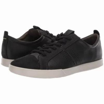 エコー スニーカー Collin 2.0 Trend Sneaker Black Suede/Black Leather