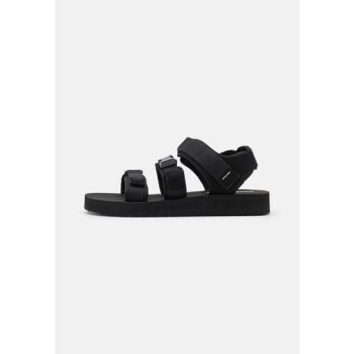 ジャックアンドジョーンズ メンズ 靴 シューズ JFWJACK - Sandals - anthracite