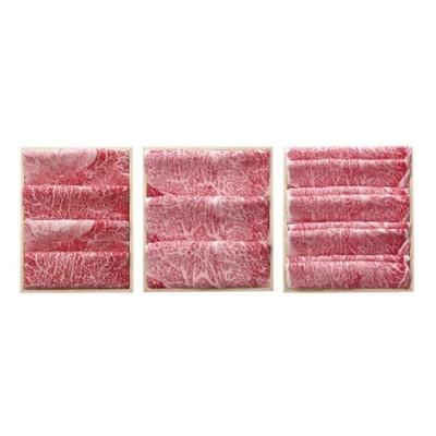 e_06 柿安本店 柿安極上松阪牛食べくらべセット【定期便対応できます】