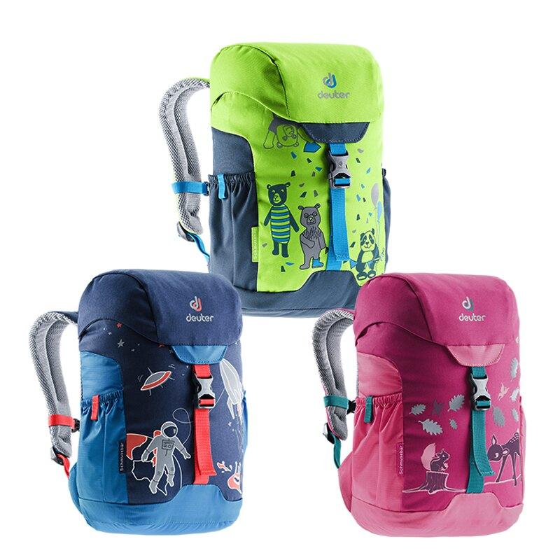 【露營趣】送口哨 新店桃園 德國 Deuter 3612020 兒童背包 8L 輕量透氣 休閒背包 書包 遠足背包