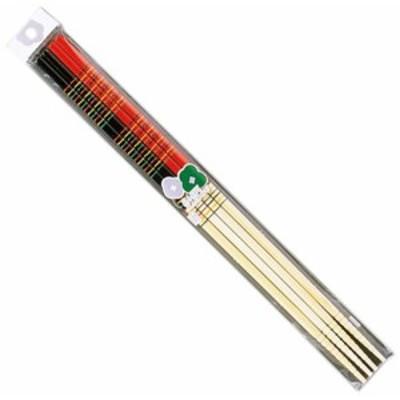 箸 すべり止塗カブキ菜箸2P33cm 【まとめ買い20個セット】 7-31-01