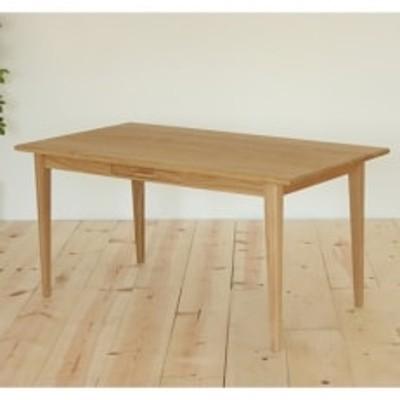 ダイニングテーブル KAREN オーク無垢 150×80×72 大川市