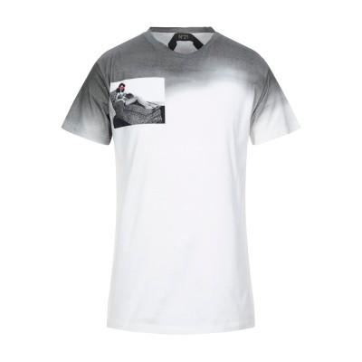 ヌメロ ヴェントゥーノ N°21 T シャツ ホワイト XS コットン 100% T シャツ