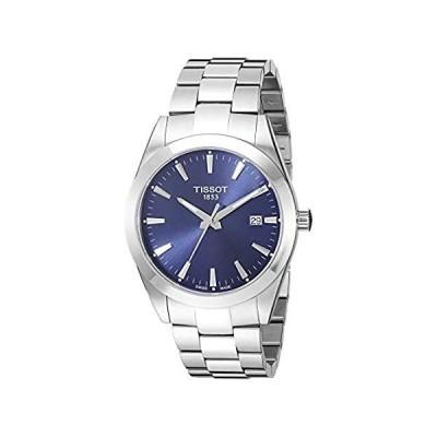 特別価格[ティソ] 腕時計 TISSOT ジェントルマン クォーツ T1274101104100 メンズ グレー好評販売中