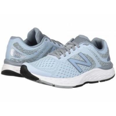New Balance ニューバランス レディース 女性用 シューズ 靴 スニーカー 運動靴 680v6 Air/Reflection【送料無料】