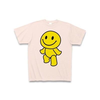 幸せ来い、恋!えがおくん Tシャツ(ライトピンク)