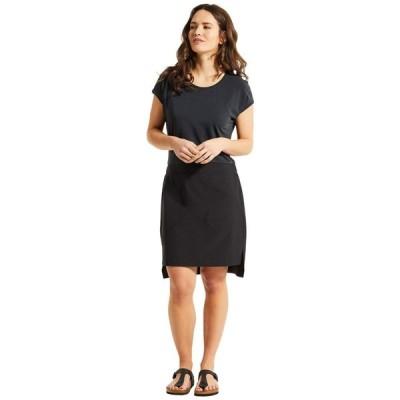 フィグ クロッシング FIG Clothing レディース ワンピース ワンピース・ドレス Emi Dress Black Combo