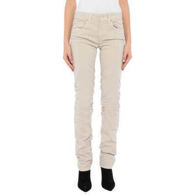 リュー ジョー LIU •JO パンツ ライトグレー 26 コットン 98% / ポリウレタン 2% パンツ