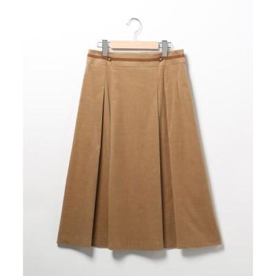 SCAPA / スキャパ レッジャーニマイクロコールスカート
