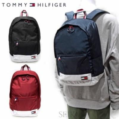 トミーヒルフィガー バックパック TC980SD9 TH-822B リュックサック メンズ レディース ユニセックス アウトドア 鞄 かばん 通勤 通学 父