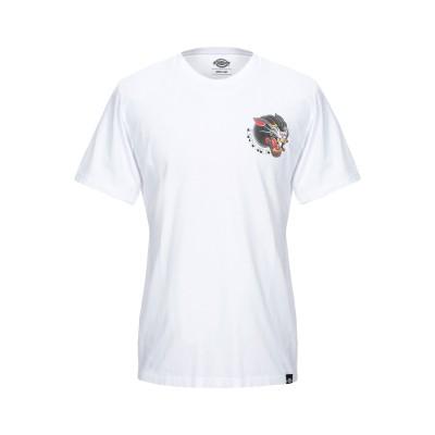 ディッキーズ DICKIES T シャツ ホワイト S コットン 100% T シャツ