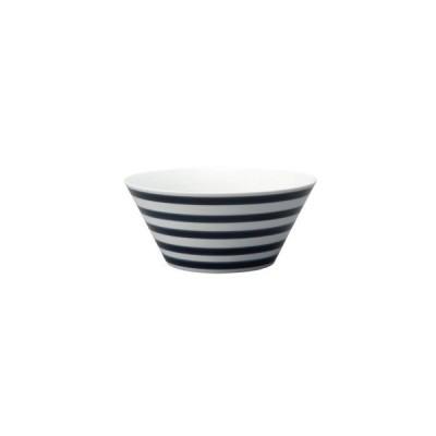 13677 波佐見焼 es bowl esボウル ボーダーL DB
