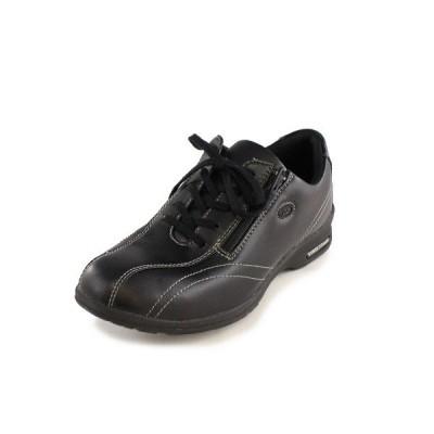 【継続品】ヨネックス YONEX ウエルネス パワークッションLC30 レディース ウォーキングシューズ 007 BK ブラック (60030)