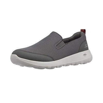 Skechers Men's Go Max Clinched-Athletic Mesh Double Gore Slip on Walking Sh