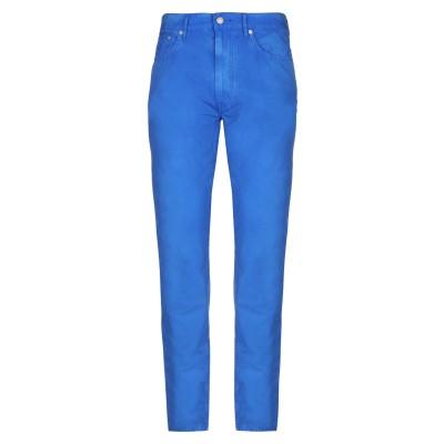 POLO RALPH LAUREN パンツ ブライトブルー 34W-34L コットン 100% パンツ