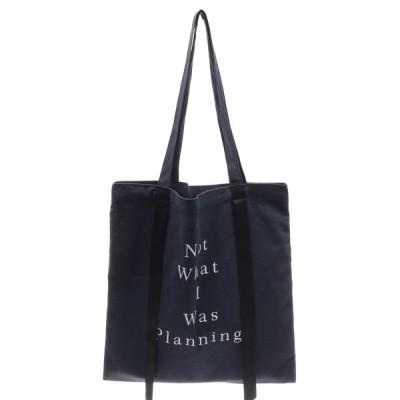 シンプルロゴリボントートバッグ ハンドバッグ シンプル A4対応 韓国 学生 肩掛け セカンドバッグ 韓国 学生 肩掛け バッグ レディース bag