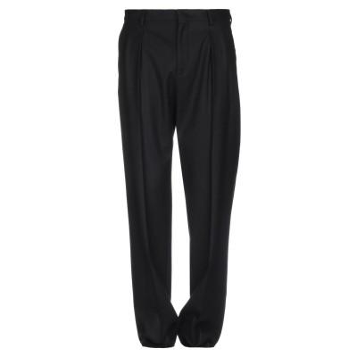 ヴァレンティノ VALENTINO パンツ ブラック 46 バージンウール 99% / ポリウレタン 1% パンツ
