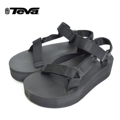 TEVA テバ 1008844 Flatform Universal フラットフォーム ユニバーサル ストラップ サンダル フェス 野外 レジャー 海 川 山 レディース 厚底 軽量 女性用
