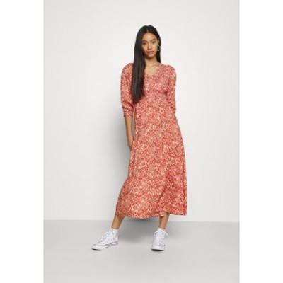 ヤス レディース ワンピース トップス YASDAMASK  LONG DRESS - Day dress - whisper pink whisper pink