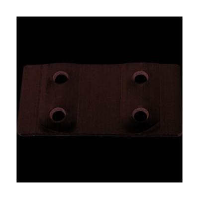 TRUSCO 25mmアルミフレーム用補強金物 つなぎ型 (AFK9)【トラスコ中山(株)】