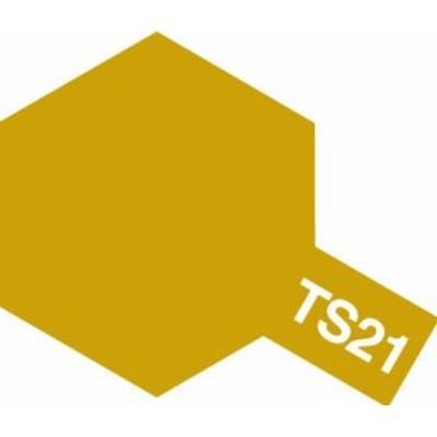 TAMIYA 【塗料】スプレーカラー TS-21 ゴールド