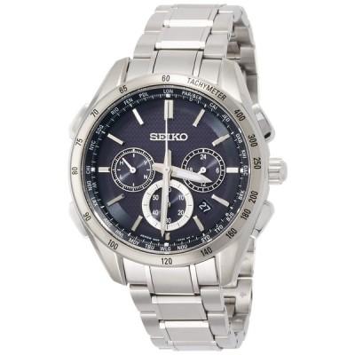 [ブライツ]BRIGHTZ 腕時計 ソーラー電波修正 サファイアガラス 10気圧防水 SAGA193 メンズ