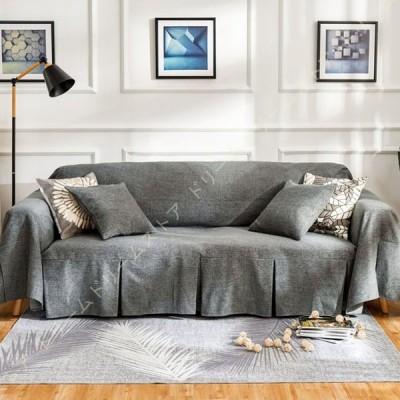 マルチカバー カウチ 長方形 洗濯可 おしゃれ 大きい テーブル掛け枚 カーペット 防塵 テーブルクロス 四角 2人掛け 3人掛け 多機能 防汚 大きい 毛布