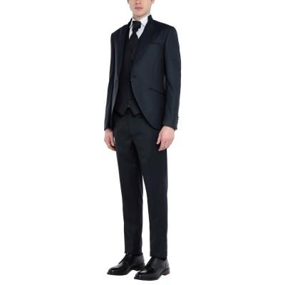 MAESTRAMI EVOLUTION スーツ ダークブルー 50 バージンウール 72% / ポリエステル 28% スーツ