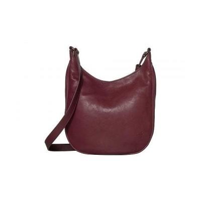 Frye フライ レディース 女性用 バッグ 鞄 バックパック リュック Madison Crossbody - Wine
