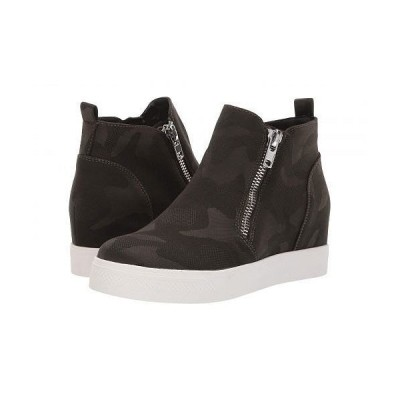 Steve Madden スティーブマデン レディース 女性用 シューズ 靴 スニーカー 運動靴 Wedgie Sneaker - Camo