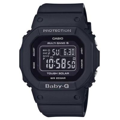 カシオ ソーラー電波腕時計 ブラック BGD-5000MD-1JF [BGD5000MD1JF]