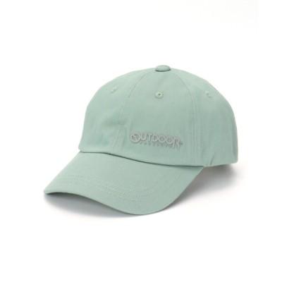 ikka LOUNGE / OUTDOOR シリコンプリントキャップ MEN 帽子 > キャップ