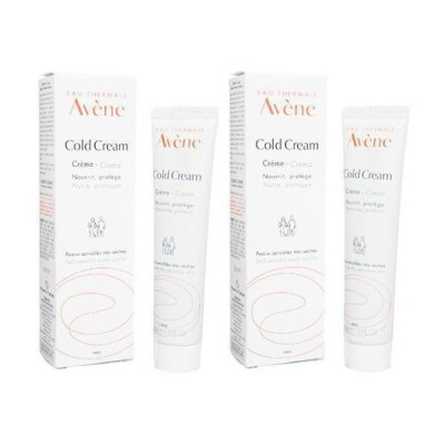アベンヌ コールド クリーム N 40ml  ×2本 (Avene) Cold Cream  Made in France 【代引不可能商品】