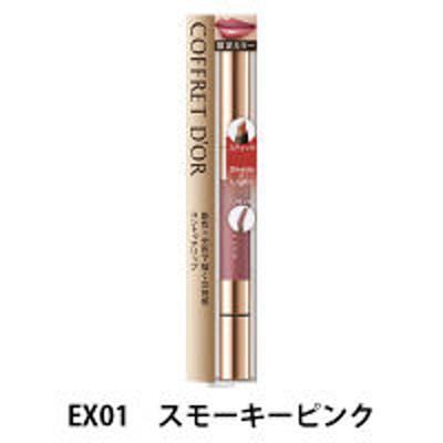 カネボウ化粧品COFFRET DOR(コフレドール) コントゥアリップデュオ EX01 Kanebo(カネボウ)